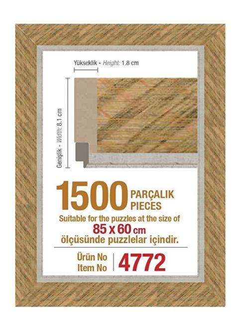 Educa Heidi 1500 Parçalık Puzzle Çerçevesi 60X85 Cm 4772 Renkli